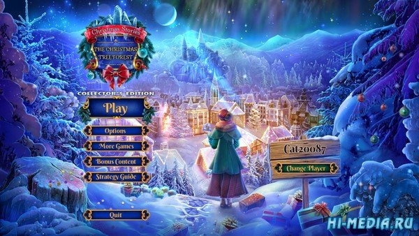Christmas Stories 9: The Christmas Tree Forest Collectors Edition (2020) ENG