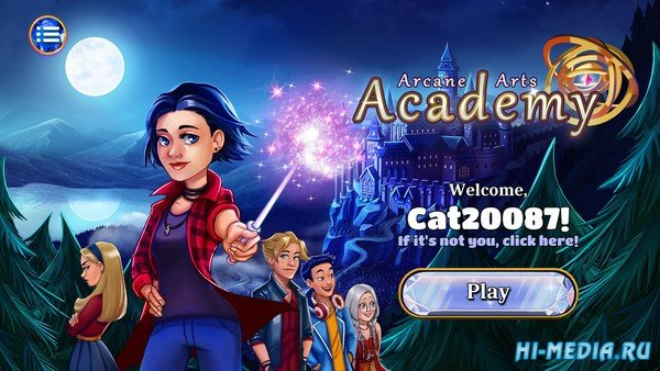 Arcane Arts Academy (2020) ENG