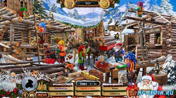 Рождество Страна Чудес 11 Коллекционное издание (2020) RUS