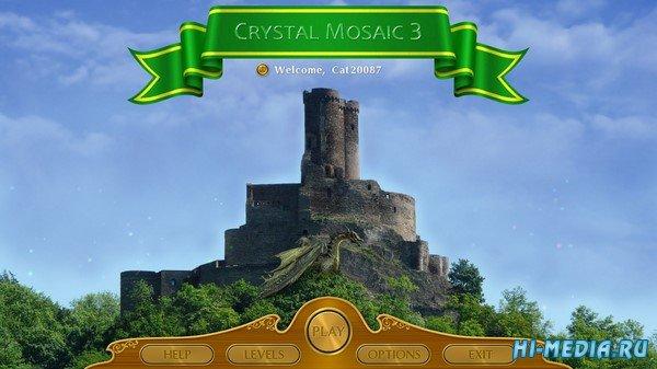 Crystal Mosaic 3 (2020) ENG