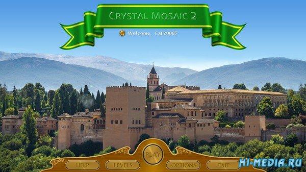 Crystal Mosaic 2 (2019) ENG