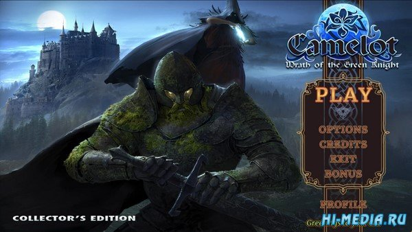 Camelot: Wrath of the Green Knight Collector's Edition (2020) ENG