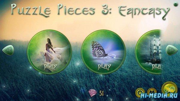 Puzzle Pieces 3: Fantasy (2020) ENG