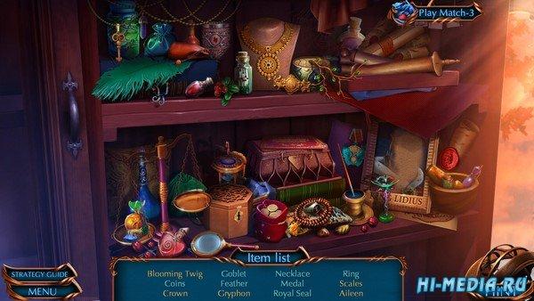 Spirit Legends 4: Finding Balance Collectors Edition (2021) ENG