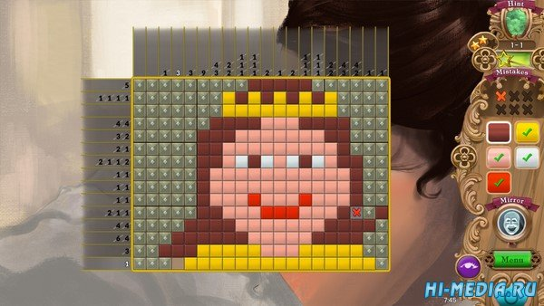 Fables Mosaic 4: Snow White and the Seven Dwarfs (2021) ENG