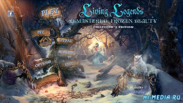 Living Legends 2 Remastered: Frozen Beauty Collectors Edition (2021) ENG