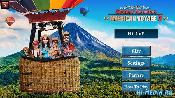 Summer Adventure: American Voyage 3 (2021) ENG