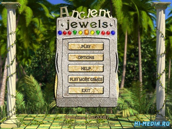 Ancient Jewels (2009) ENG