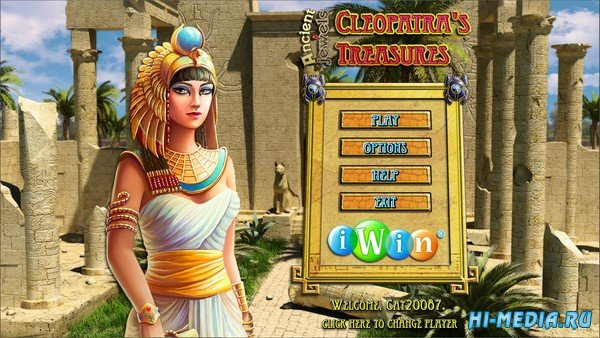 Ancient Jewels 3: Cleopatra's Treasures (2013) ENG
