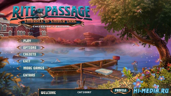 Rite of Passage 10: Embrace of Ember Lake Collectors Edition (2021) ENG