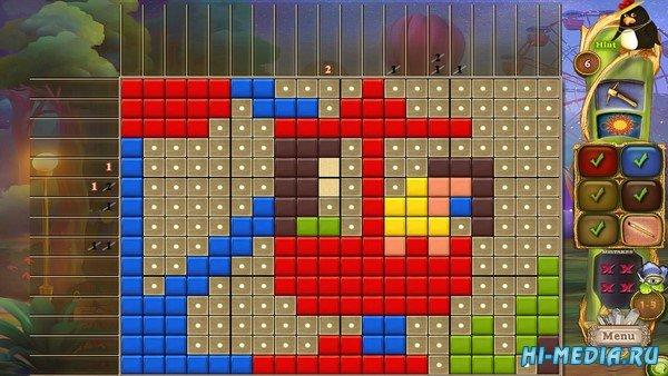 Fantasy Mosaics 45: Amusement Park (2021) ENG