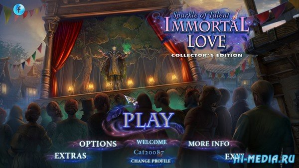 Immortal Love 8: Sparkle of Talent Collectors Edition (2021) ENG