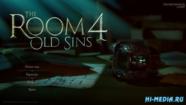 The Room 4: Old Sins (2021) RUS