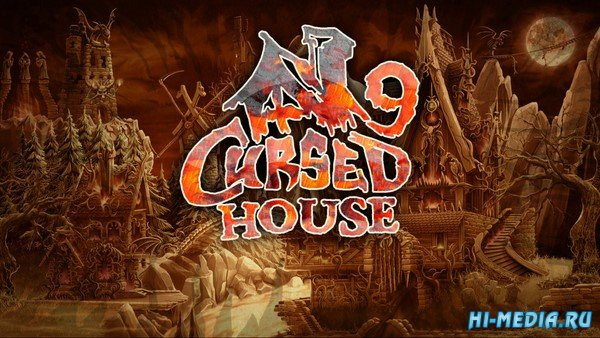 Cursed House 9 (2021) ENG