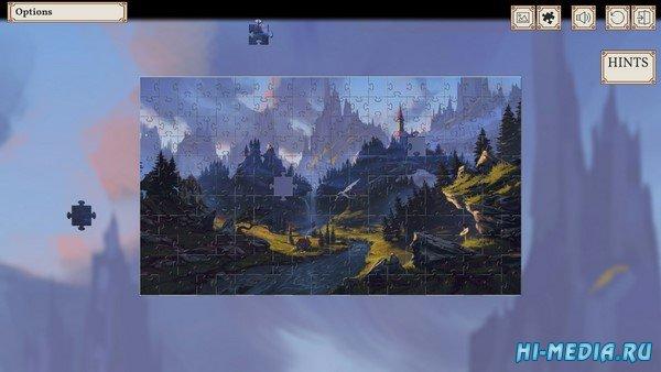 My Jigsaw Adventures 4: Forgotten Destiny (2021) ENG