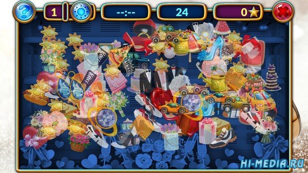 Shopping Clutter 9: Perfect Wedding (2021) RUS
