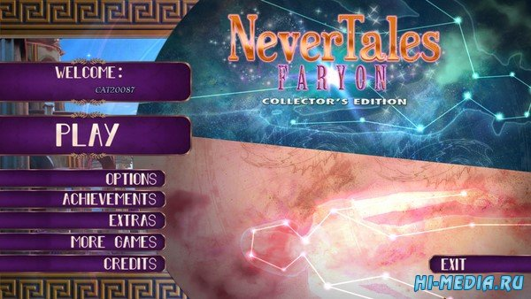 Nevertales 10: Faryon Collectors Edition (2021) ENG