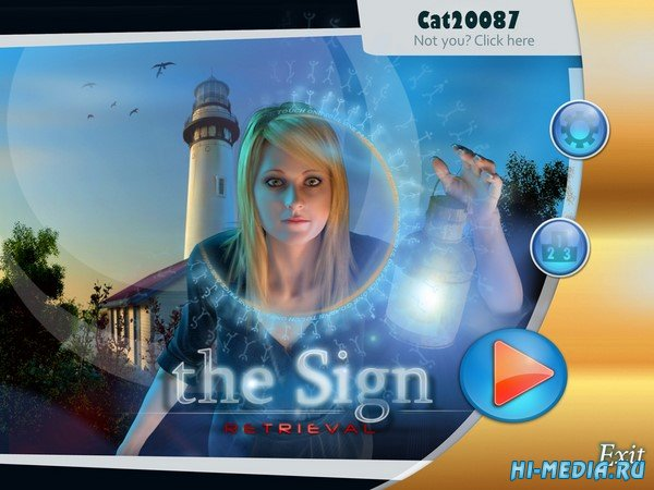 The Sign Retrieval (2021) ENG