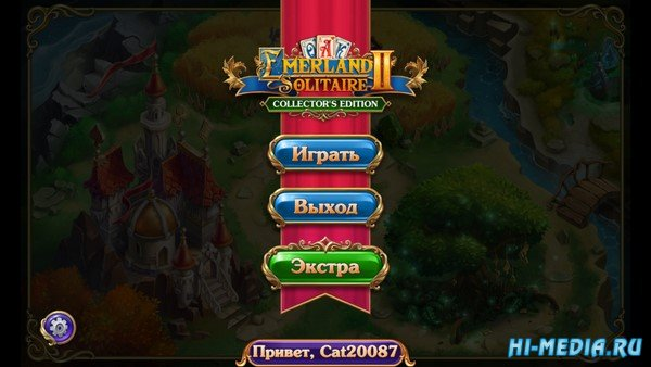 Emerland Solitaire 2 Collector's Edition (2021) RUS