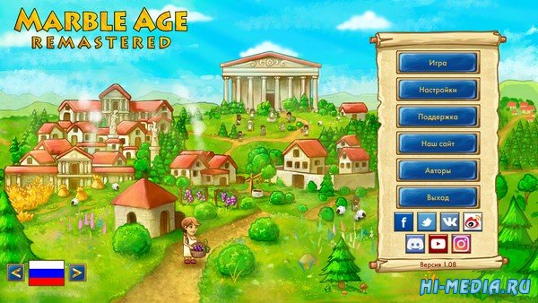 Marble Age: Remastered (2020) RUS