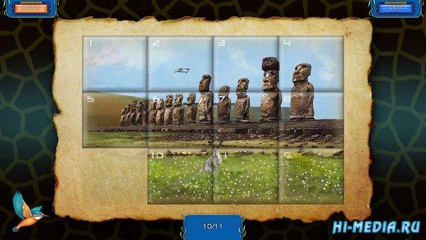 Wilderness Mosaic 4: Easter Island (2021) ENG