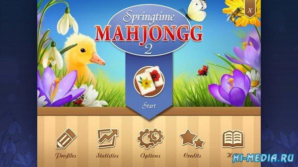 Springtime Mahjongg 2 (2021) ENG