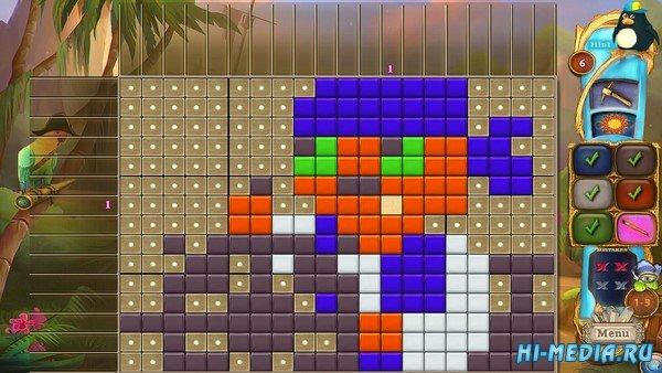 Fantasy Mosaics 46: Pirate Ship (2021) ENG