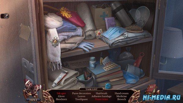 Страшные сказки 20: След во времени Коллекционное издание (2021) RUS