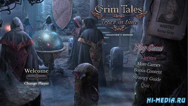 Grim Tales 20: Trace in Time Collectors Edition (2021) ENG