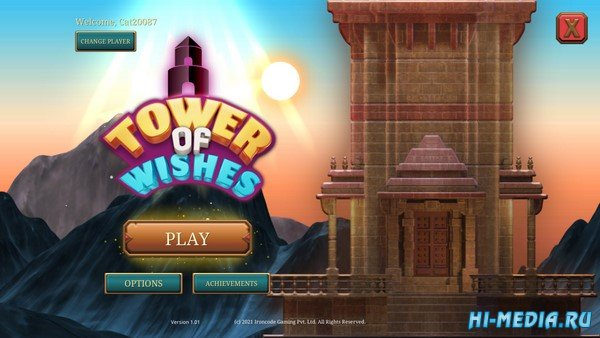 Tower of Wishes (2021) ENG