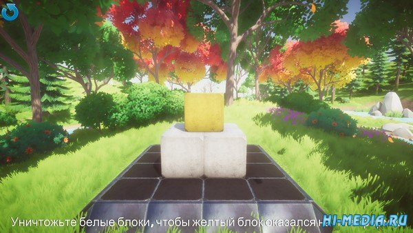 Sacred Cubes (2021) RUS