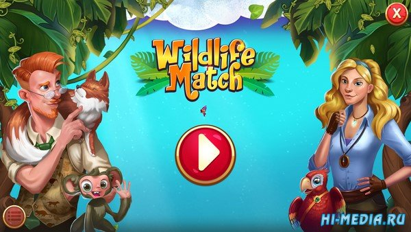 Wildlife Match (2021) RUS