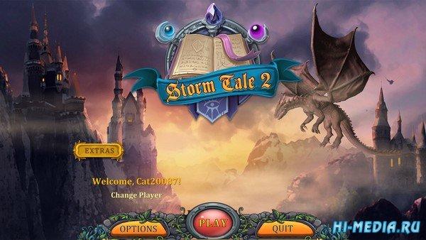 Storm Tale 2 (2021) ENG