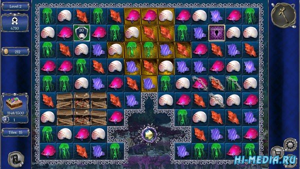 Jewel Match: Aquascapes Collector's Edition (2021) ENG