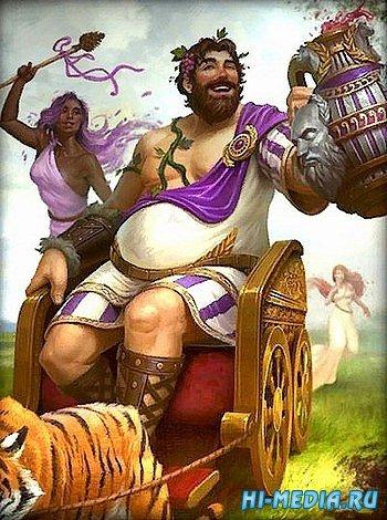 Бахус. Античный бог экстаза / Bacchus. Ancient god of ecstasy (2018) DVB