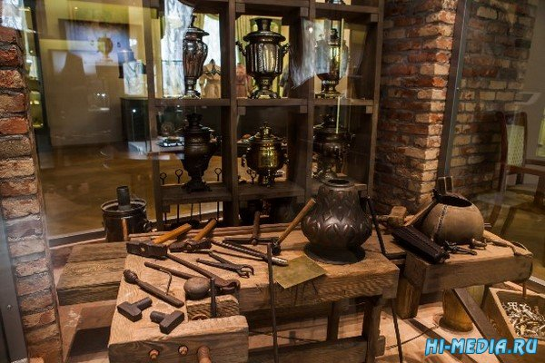 Музей «Тульские самовары»