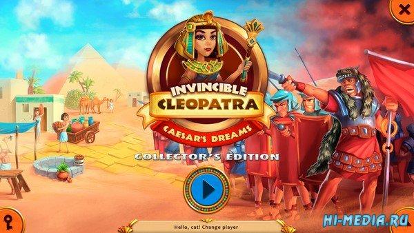 Invincible Cleopatra: Caesars Dreams Collector's Edition (2021) ENG