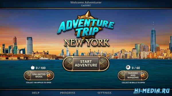 Adventure Trip 3: New York (2021) ENG