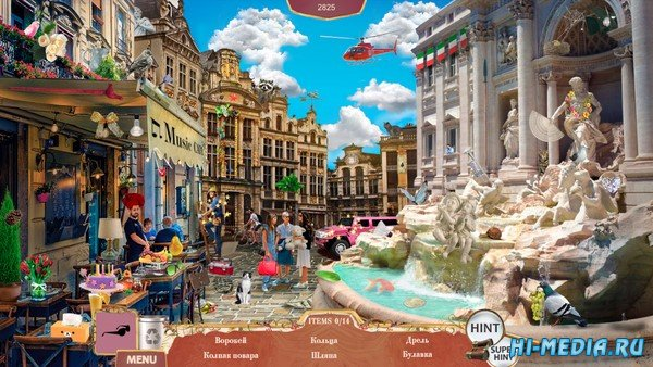 Big Adventure: Trip to Europe (2021) RUS