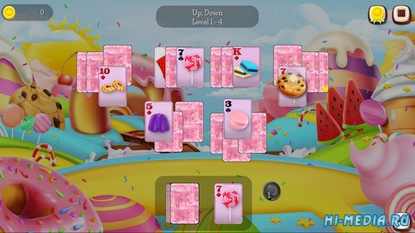 Sweet Treat: Solitaire (2021) ENG