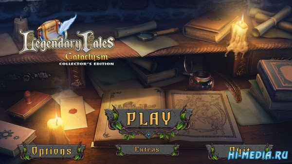 Legendary Tales 2: Cataclysm Collectors Edition (2021) ENG