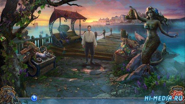 Живые легенды 9: Голос моря Коллекционное издание (2021) RUS