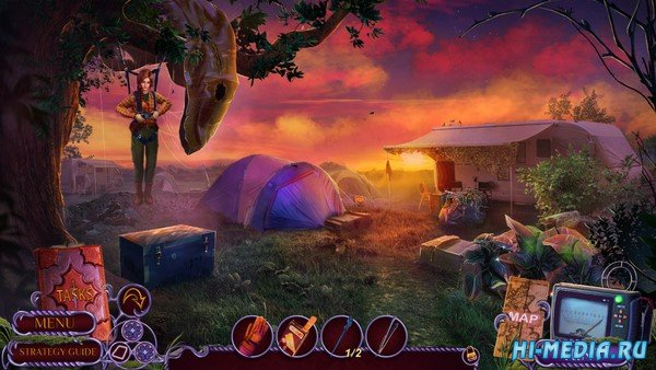 Hidden Expedition 21: A Kings Line Collectors Edition (2021) ENG