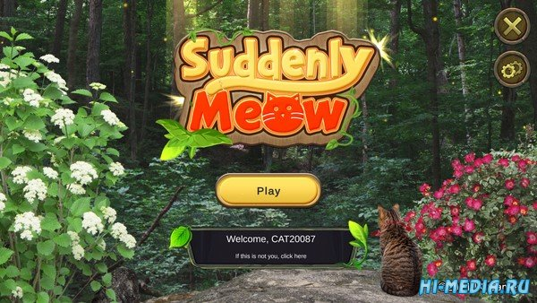 Suddenly Meow (2021) ENG