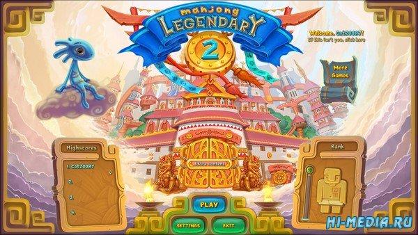 Legendary Mahjong 2 (2021) RUS