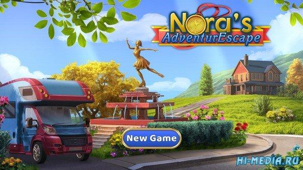 Nora's AdventurEscape (2021) ENG