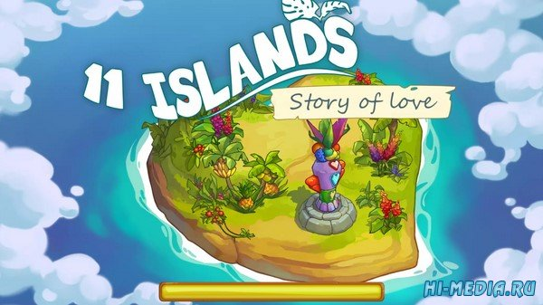 11 Islands 2: Story of Love (2021) ENG