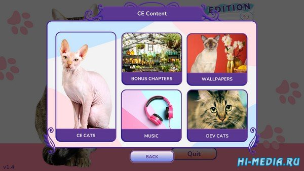 I Love Finding Cats! Collector's Edition (2021) ENG