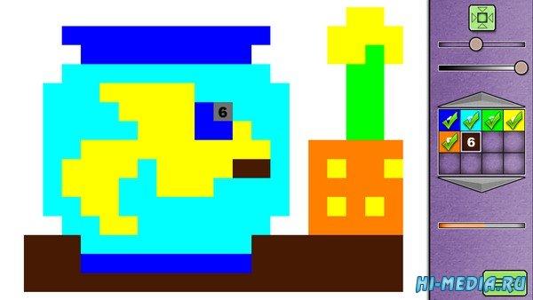 Pixel Art 34 (2021) RUS