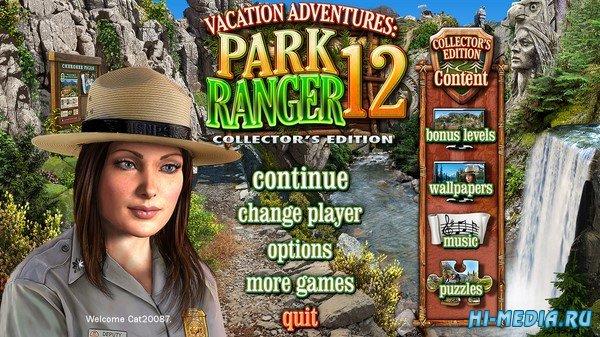 Vacation Adventures: Park Ranger 12 Collectors Edition (2021) ENG